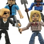 Kill Bill Minimates : Deadly Vipers box set