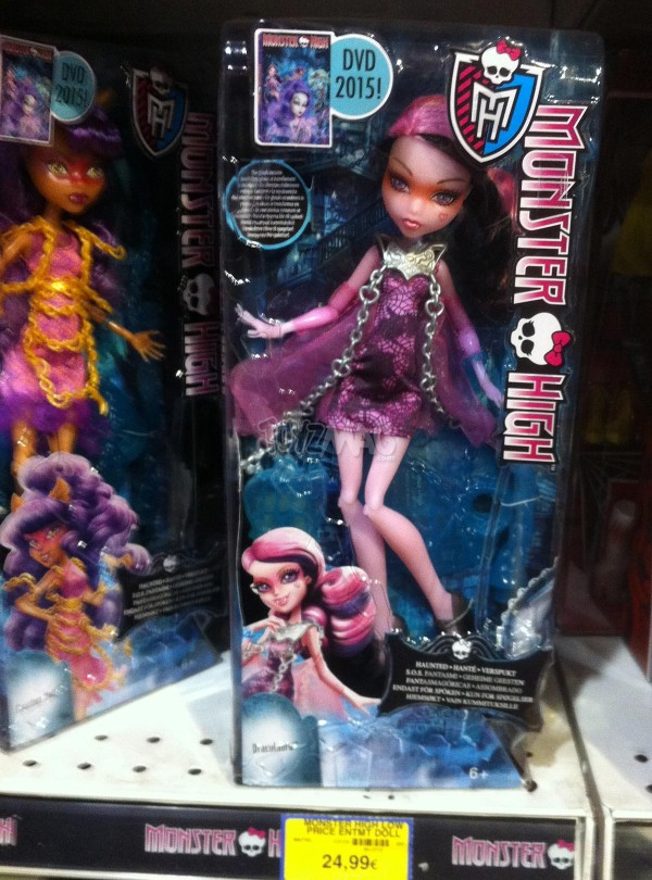 Monster High Hantée