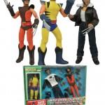 Marvel Retro Cloth : Wolverine  en coffret limité