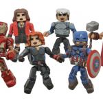 Avengers – Age of Ultron : les Minimates