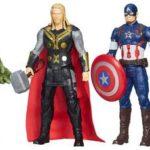Hasbro dévoile sa gamme Avengers : Age of Ultron