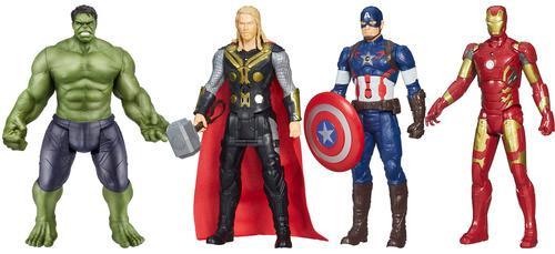avengers hasbro titan hero tech