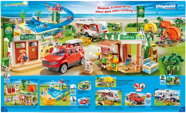 catalogue playmobil 2015 camping