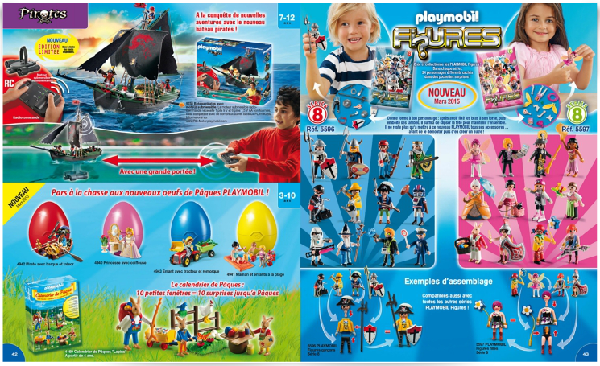 catalogue playmobil 2015 figures
