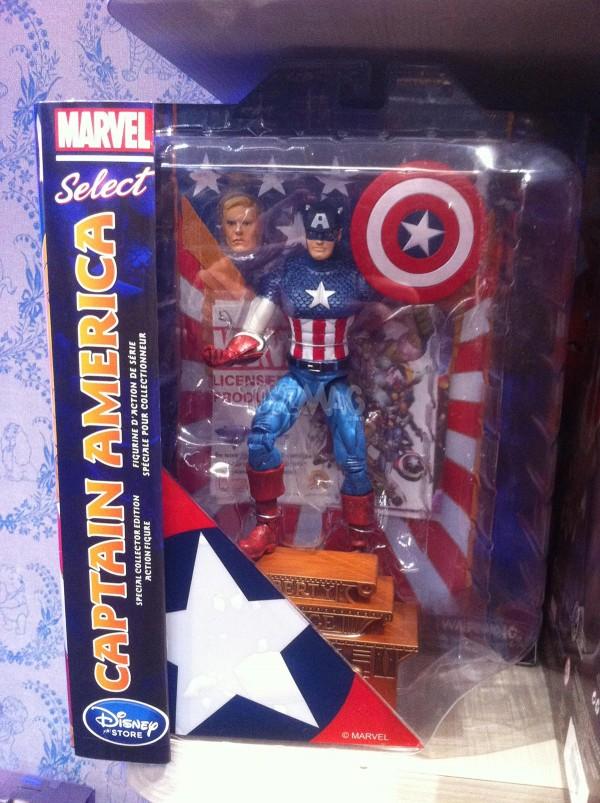 Marvel Select Disney exclusif
