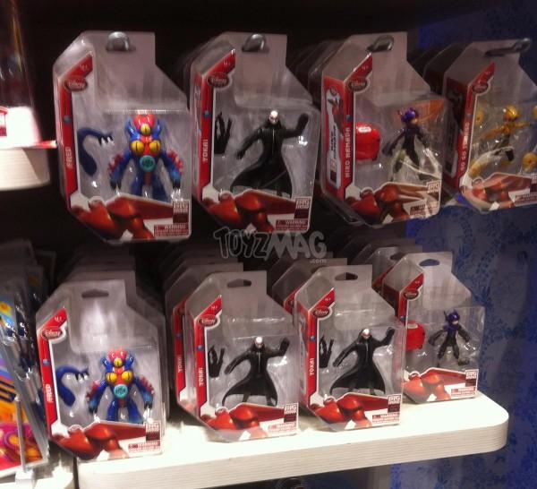 Les Nouveaux Heros Jouet et figurines