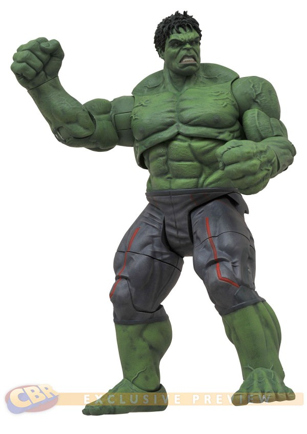 dst age of ultron marvel select hulk