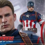 Hot Toys – Avengers Age of Ultron : Captain America
