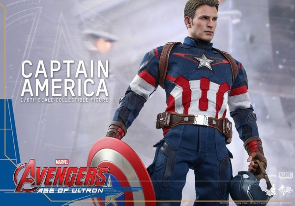 hot toy captain america 6