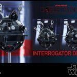 Hot Toys – Star Wars : proto de l'Interrogator Droid