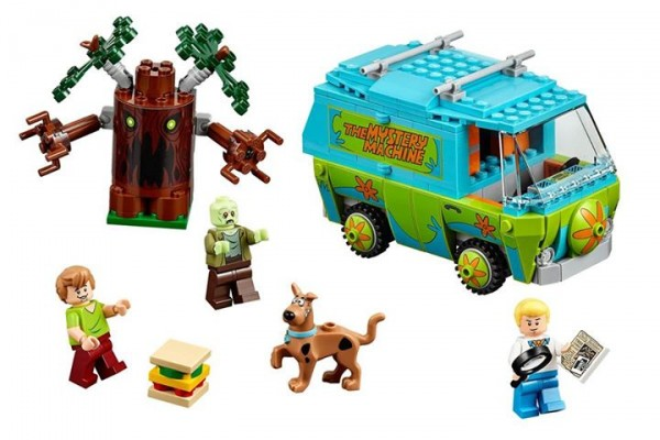 lego scooby-do 75902 The Mystery Machine