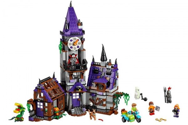 lego scooby-do 75904 Mystery Mansion