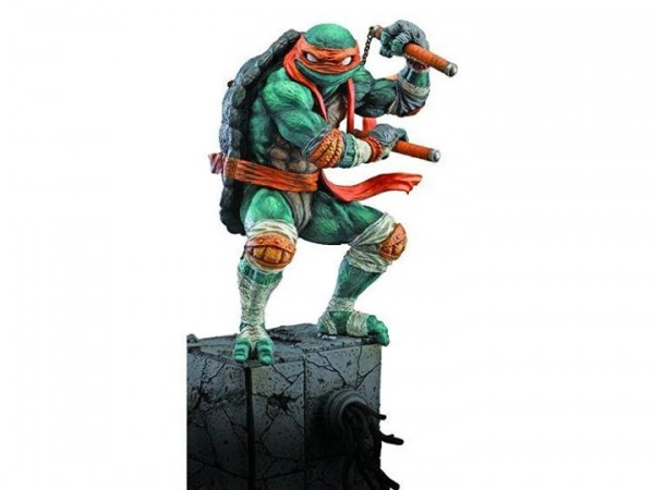 Teenage Mutant Ninja Turtles PVC Statue - Michelangelo
