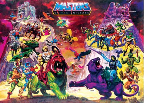 Les maitres de l'univers Masters Of The Universe