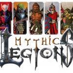 Mythic Legions : nouveau Kickstarter des Four Horsemen