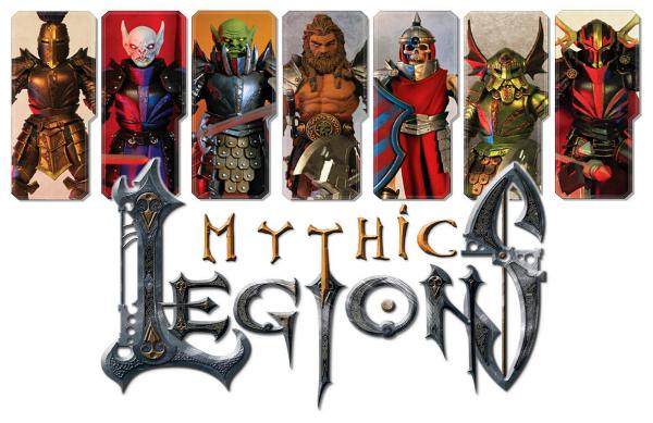 mythic legions fourhorsemen
