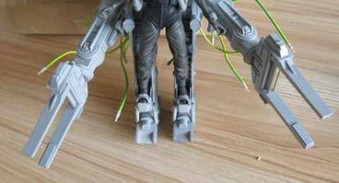 power loader aliens neca