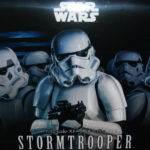 Star Wars Model Kit – Bandai : Review Stormtrooper 1/12