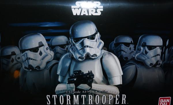 stormtrooper bandai model kit 1