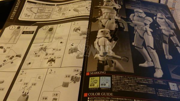 stormtrooper bandai model kit 6