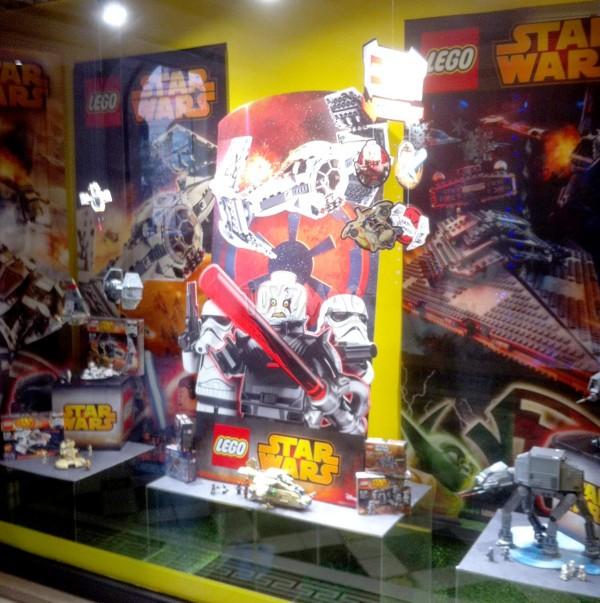 Start Wars Rebels LEGO