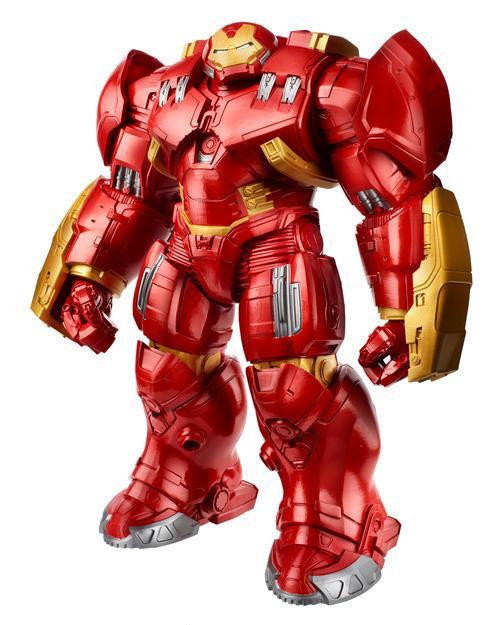 titan hero tech hulkbuster avengers hasbro