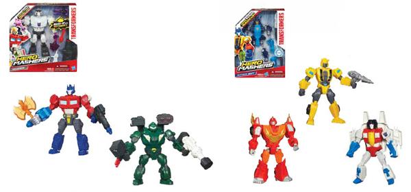 transformers Hero Mashers