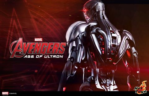 ultron hot toys