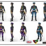 Zica Toys : Captain Action bientôt sur Kickstarter