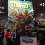 NYTF Tortues Ninja  par Playmates Toys