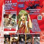 Agenda : Paris Manga 19e édition c'est ce week-end