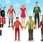 The Big Bang Theory les visuels officiels des figurines 10cm