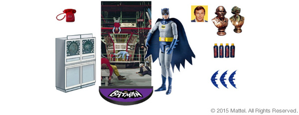 "Batman™ Classic TV Series Ultimate 6"" Figure"