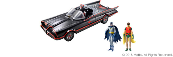 "Batman™ Classic TV Series 6"" Figure/Batmobile Set"