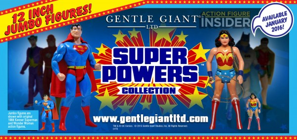 DC Super Powers Collection Gentle Giant