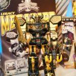 NYTF – Power Rangers DX Megazord Legacy