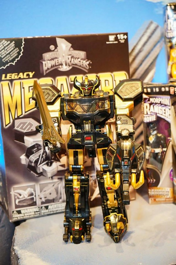 DX DinoMegazord Power Rangers Legacy