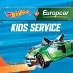 Hot Wheels ouvre un Kid Service chez Europcar