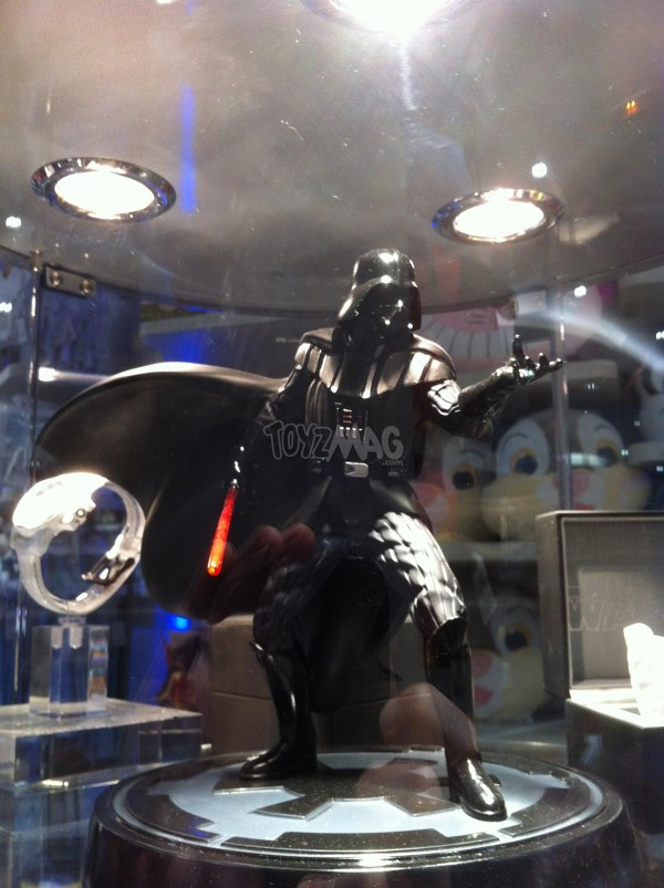 Disney store Darth Vador / Dark Vader statue exclu