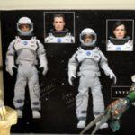 Neca présente des figurines Interstellar