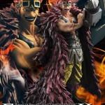 One Piece POP Kid & Killer Editions Limitées