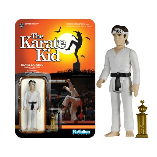 ReActions karate kid