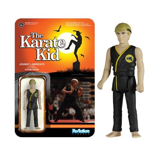 ReActions karate kid