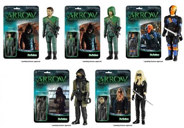 Reaction-Arrow