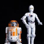 R3-A2 & K-3PO les exclu Kotobukiya pour la Star Wars Celebration