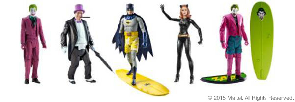 "Batman™ Classic TV Series 6"" Figure Assortment"
