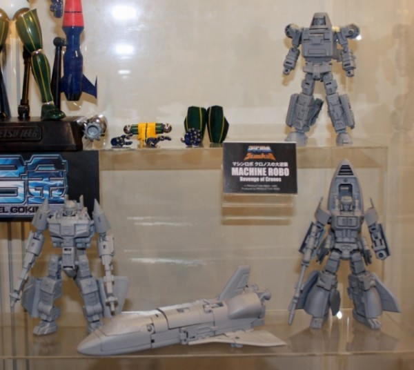 Machine Robo Action Toys 2015 La Revanche des Gobots (Machine Robo Kronos no Daigyakushû)