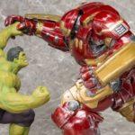 Premières images des figurines Kotobukiya  Avengers: L'Ère d'Ultron