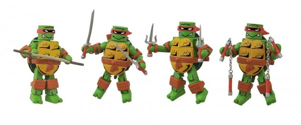 comic book tmnt minimates