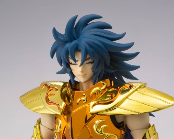 Saint Seiya – les Chevaliers du Zodiaques de Kanon Dragon des Mers Myth Cloth Ex